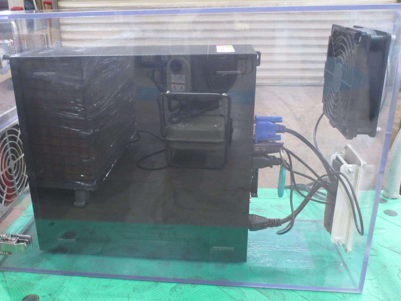パソコン集塵カバー